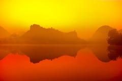 красивейшее утро Стоковое Изображение