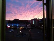Красивейшее утро Стоковое Изображение RF