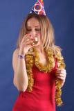 красивейшее фото девушки масленицы Стоковое Изображение RF
