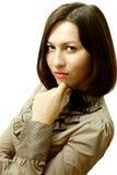 красивейшее фото девушки Стоковые Изображения