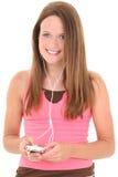 красивейшее 14 слушая предназначенных для подростков нот старых к году Стоковые Изображения RF