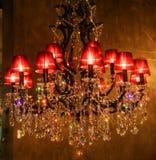 Красивейшее droplight Стоковые Фотографии RF