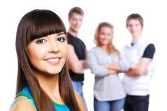 красивейшее gir предназначенное для подростков Стоковая Фотография RF
