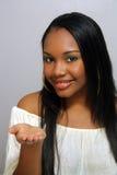 красивейшее headshot haitian девушки 3 Стоковые Изображения RF