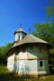 красивейшей старая дезертированная церковью Стоковые Изображения RF