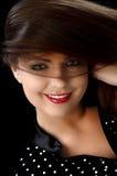 красивейше женщина стороны Стоковое Изображение