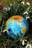 красивейше пойдите препятствуйте планете Стоковое Изображение RF