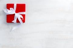 Красивейше упакованный подарок Стоковая Фотография RF