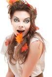 красивейше elven девушка Стоковая Фотография