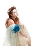 красивейше elven девушка Стоковая Фотография RF
