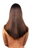 красивейшие волосы длиной Стоковое фото RF