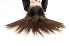 красивейшие волосы Стоковые Изображения