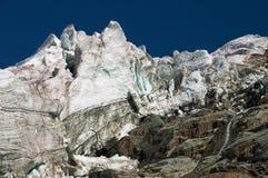 красивейшие горы стоковые фотографии rf