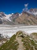красивейшие горы Стоковые Изображения