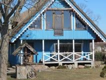 Красивейший дом Стоковые Изображения