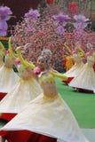 красивейшие девушки costumes Стоковые Фотографии RF