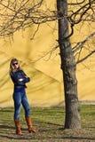красивейшие детеныши женщины Стоковое Изображение RF