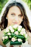 красивейшие детеныши невесты Стоковое Изображение RF