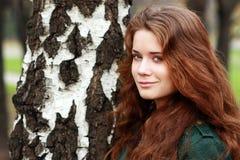 красивейшие детеныши портрета девушки стоковая фотография