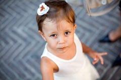 красивейшие детеныши портрета девушки Стоковые Изображения