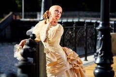 красивейшие детеныши портрета невесты Стоковое Изображение
