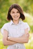 красивейшие детеныши портрета стоковая фотография