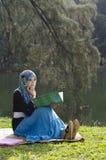 красивейшие детеныши muslimah Стоковая Фотография RF
