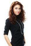 красивейшие детеныши redhead Стоковое фото RF