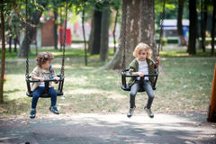 красивейшие дети Стоковые Фотографии RF