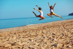 Спорты на пляже Стоковые Фото