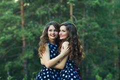 красивейшие девушки молодые Стоковая Фотография