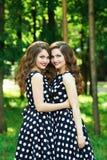 красивейшие девушки молодые Стоковые Изображения