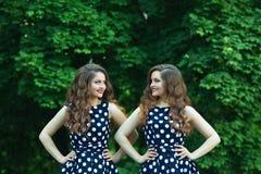 красивейшие девушки молодые Стоковая Фотография RF