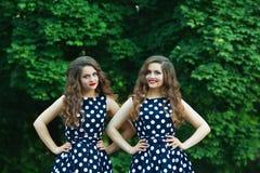 красивейшие девушки молодые Стоковые Изображения RF