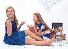 красивейшие девушки предназначенные для подростков 2 Стоковая Фотография RF