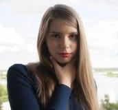 красивейшие детеныши девушки Стоковая Фотография