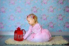 красивейшие детеныши девушки Стоковое фото RF