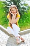 красивейшие детеныши модной женщины Стоковые Фотографии RF