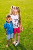 красивейшие дети 2 Стоковая Фотография