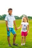 красивейшие дети 2 Стоковые Изображения