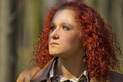 красивейшие женщины молодые стоковая фотография