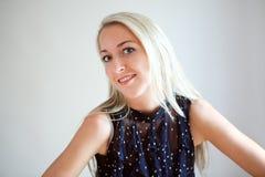красивейшие женщины портрета молодые Стоковое фото RF