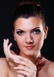 красивейшие женщины способа Стоковая Фотография RF