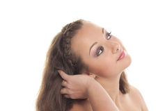 красивейшие женщины Стоковые Фотографии RF
