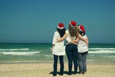 красивейшие 3 женщины Стоковое Изображение RF