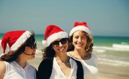 красивейшие 3 женщины Стоковое Фото