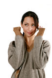 красивейшие идеи девушки Стоковые Фотографии RF