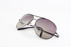 красивейшие изолированные солнечные очки Стоковое Фото