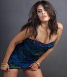красивейшие испанские детеныши женщины стоковые фото