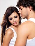красивейшие любовники 2 Стоковые Изображения